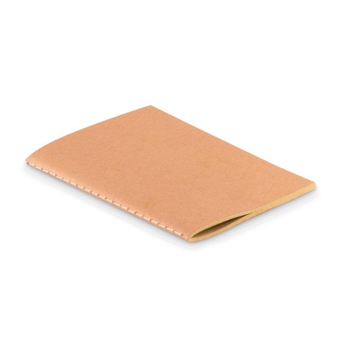 Notes cu copertă cartonată A6  MO9868-13