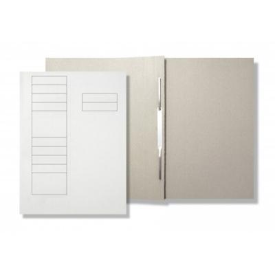 Dosar carton cu sina , carton duplex 230 gr , alb