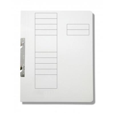 Dosar carton incopciat 1/1, carton duplex 230 gr , alb
