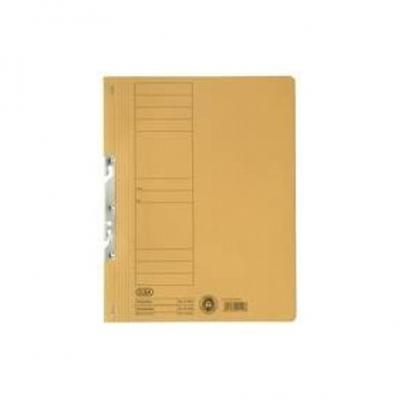 Dosar carton incopciat 1/1 albastru ELBA