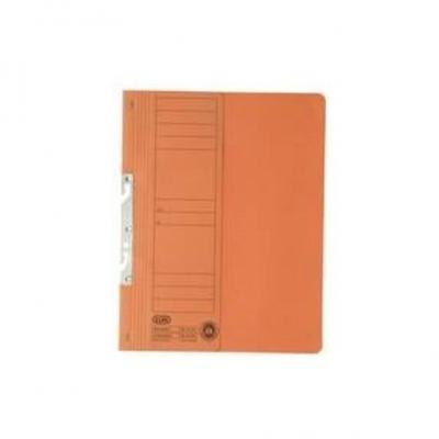 Dosar carton incopciat 1/2 portocaliu ELBA