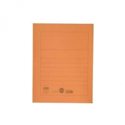 Dosar carton plic portocaliu ELBA