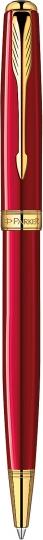 Pix  Parker Sonnet Laquer Deep Red GT