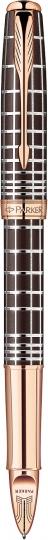 5th element  Parker Sonnet Dark Brown Laque GT