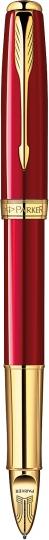 5th element  Parker Sonnet Laquer Red GT
