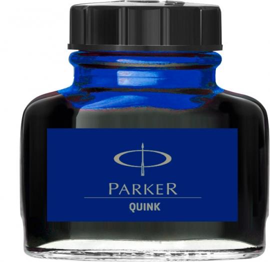 Albastru permanent  Parker Calimara Quink