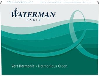 Harm Green permanent Waterman Cartus Standard