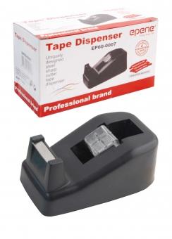 Dispenser de birou, pentru banda adeziva max. 19mm x 10 m, EPENE