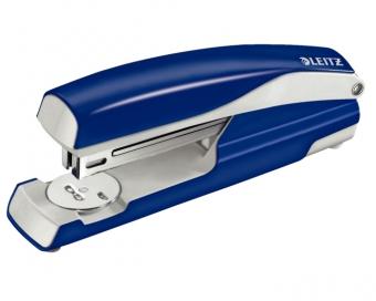 Capsator metalic, 40 coli, LEITZ 5504 - albastru