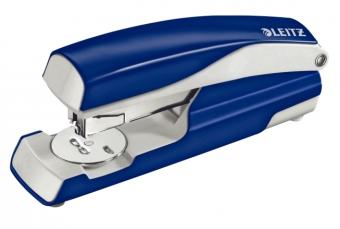 Capsator metalic, 40 coli, LEITZ 5522 - albastru