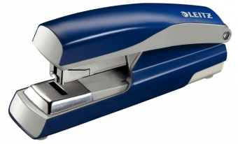 Capsator cu capsare plata,  40 coli, metalic, LEITZ 5523 - albastru