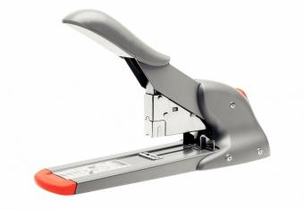 Capsator profesional, 110 coli, RAPID Fashion HD 110 - argintiu/portocaliu