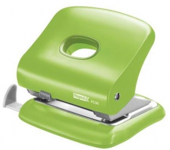 Perforator 30 coli, RAPID FC30 - verde deschis