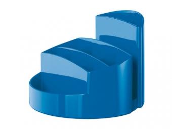 Suport pentru articole de birou, HAN Rondo - bleu lucios