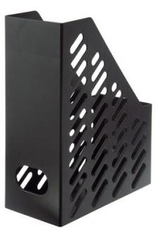 Suport vertical plastic pentru cataloage HAN Klassik XXL - negru