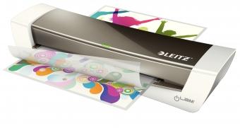 Laminator LEITZ iLAM Home Office A4, 80-125 microni - gri