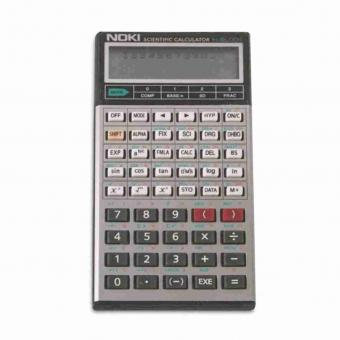 CALCULATOR STIINTIFIC 10+2 DIG HBL001 NOKI