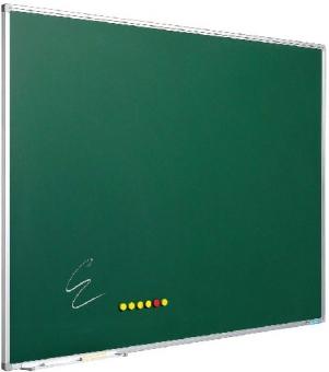 Tabla magnetica pentru creta 120 x 150 cm, profil aluminiu SL, SMIT