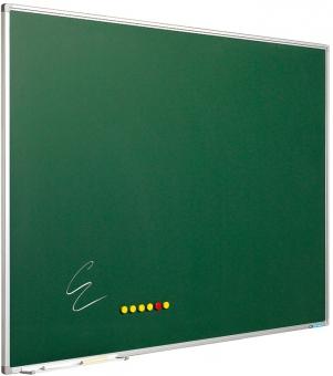 Tabla magnetica pentru creta 100 x 150 cm, profil aluminiu SL, SMIT