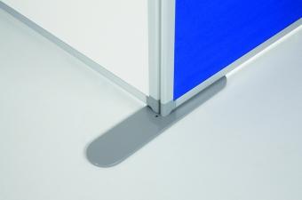 Suport metalic triunghilar pentru pereti despartitori SMIT