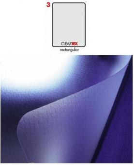 Covoras PVC transparent, protectie mocheta, 121cm x 152cm - forma dreptunghiulara, FLOORTEX
