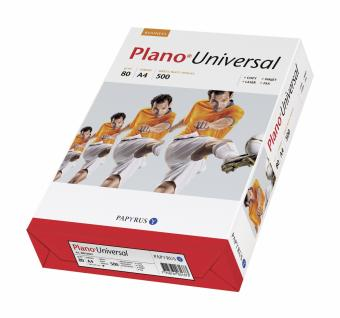 Hartie copiator Plano Universal A4, 80gr/mp, 500coli/top