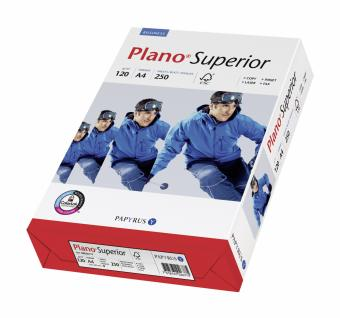 Hartie copiator Plano Superior A4, 120gr/mp, 250coli/top