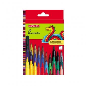 Carioca 2 mm set 30 bucati culori asortate