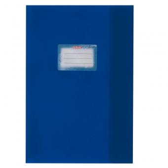 Învelitoare pp A4 albastru închis herlitz