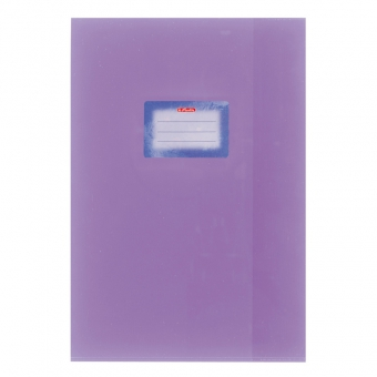 Învelitoare pp A4 violet herlitz
