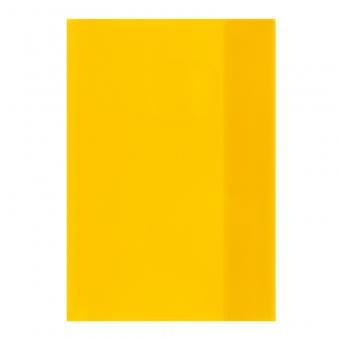 Învelitoare pp A5 galben translucid herlitz