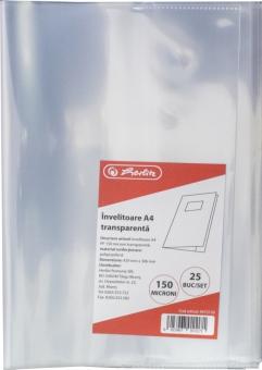 Învelitoare pp A4 120 microni transparenta