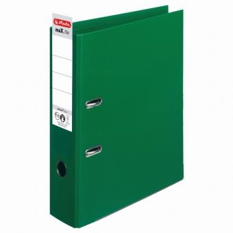 Biblioraft A4 pp (interior-exterior) 8cm chromocolor, culoare verde