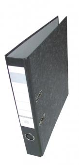 Biblioraft A4 5 cm marmor cu insertie