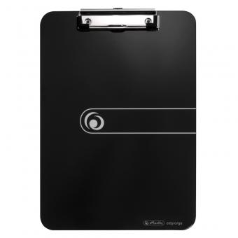 Clipboard simplu A4 EOTG pp, culoare negru opac