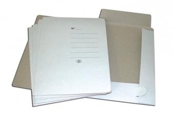 Dosar carton plic A4, culoare alb