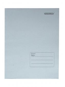 Dosar carton simplu A4, culoare alb