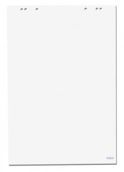 Rezerva hartie flipchart 68cmx99cm 20 coli veline Herlitz