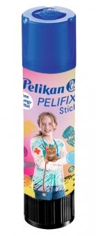 Lipici solid stick Pelfix, fara solvent, 10 grame, imprimat cu motive Veterinar