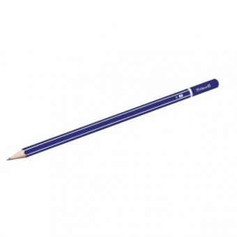 Creion grafit, lacuit, mina B