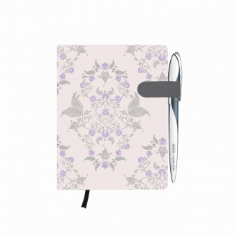 Bloc Notes A6 96 file dictando coperta tare lucioasa cu magnet, motiv My Book Classic Dream Garden