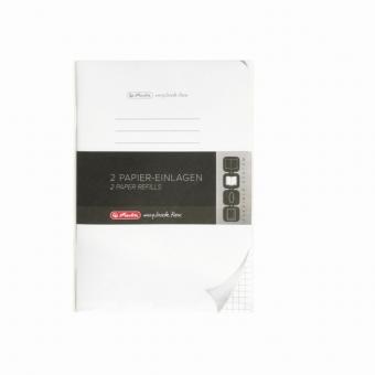 Rezerva My.Book Flex A5 40 file 70g patratele set 10 bucati