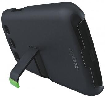 Carcasa LEITZ Complete, cu stativ pentru Samsung Galaxy S3 - negru