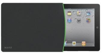 Husa LEITZ Complete, tip manson pentru iPad Mini/tableta PC 7