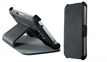 Carcas? LEITZ Complete Smart Grip; pentru Samsung Galaxy S5 - negru